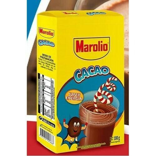 Marolio Cacao 180gr