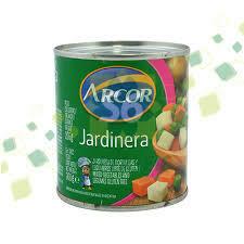 Jardinera Arcor Lata 350gr