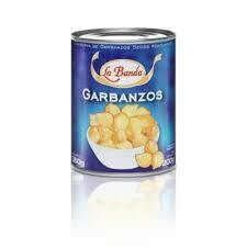 Garbanzos La Banda 350gr