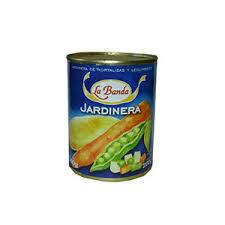 Jardinera La Banda 350gr