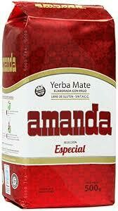Yerba Amanda Selección Especial 500gr