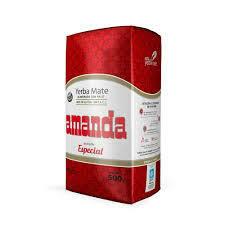 Yerba Amanda Selección Especial 1kg
