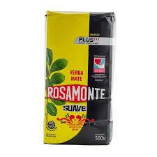 Yerba Rosamonte Plus Suave 500gr