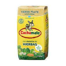 Yerba Cachamate Mezcla de Hierbas500gr