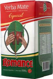 Yerba Romance Especial 500gr