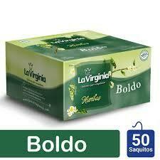 Te La Virginia Boldo 50u