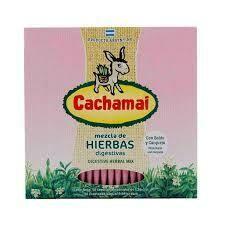 Te Cachamai Mezcla de Hierba Rosa25u