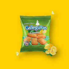Galletitas Kokis Galleguitas Limon