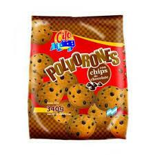 Galletitas Cilo Polvorones Chips