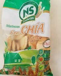 Galletias NS con Chia Light