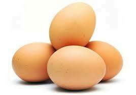 Huevo Colorado 6u