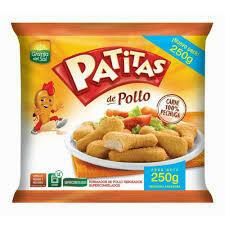 Patitas De Pollo 250gr