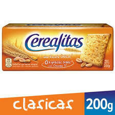 Galletitas Cerealitas Clasica 200gr