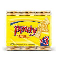Galletitas Pindy Craker 3u