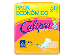 Protectores Calipso Dual  50u
