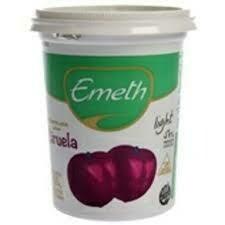Mermelada Emeth BC Ciruela