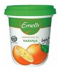 Mermelada Emeth BC Naranja