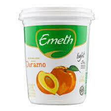 Mermelada Emeth BC Durazno