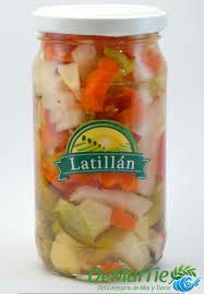 Pickles Latillan 240gr