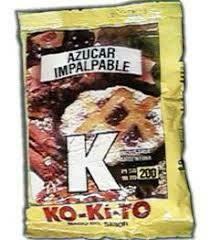Azucar Impalpable Kokito 250gr