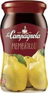 Mermelada LaCampagnola Membrillo 454gr