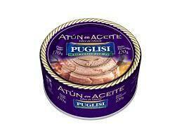 Atún en Aceite Pugliese 170gr