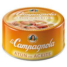 Atún LaCampagnola en Aceite 170gr