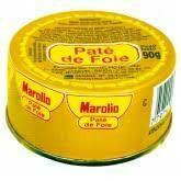 Pate De Foie Marolio 90gr