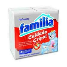 Pañuelos Familia 6u