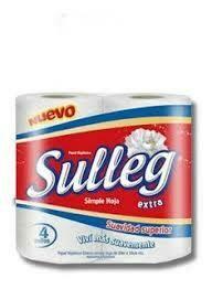 Papel Higiénico Sulleg Extra 4u