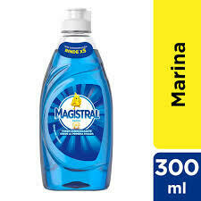 detergente magistral 300ml marina