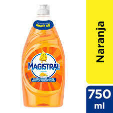 Deterente Magistral Naranja 750Ml