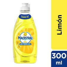 Detergente Magistral 300ml Limon