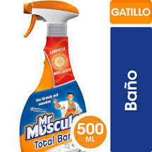 Mr Musculo baño 500cm