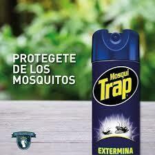 cucatrap extermina  moscas y mosquitos 380cm