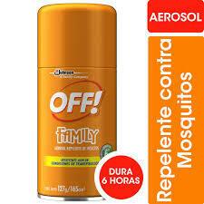 off aerosol 165ml