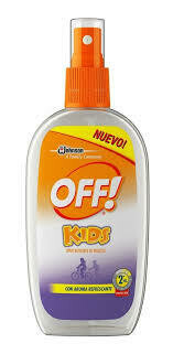 off kids spray