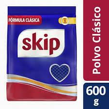 skip polvo clasico 600gr