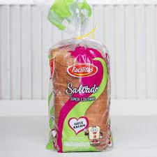 Pan salvado Chico Facilitas