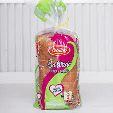 Pan salvado Grande Facilitas