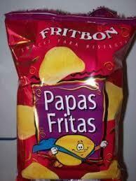 Papas Fritas Fritbon 80Gr