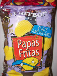 Papas Fritas Fritbon Americanas 80Gr