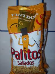 Palitos Salados Fritbon