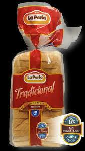 Pan de mesa la Perla 115gr