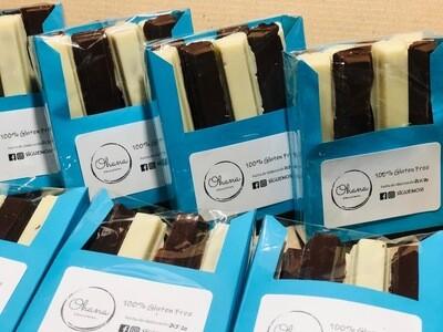 Krokant de Chocolate Rellenas - 8 unidades - Sin Gluten.