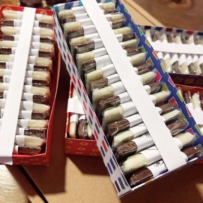 Chocolatines - 18 unidades .