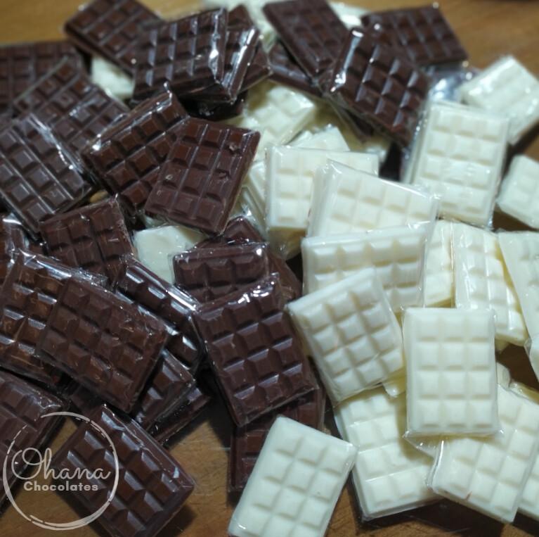 Chocolatines - 18 unidades  - Sin Azúcar