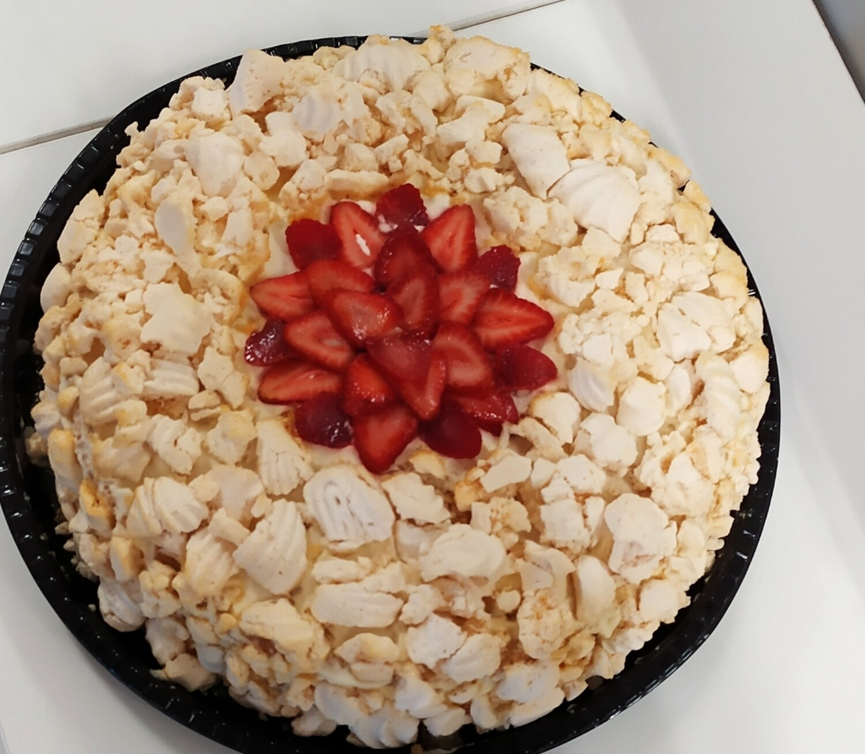Torta Frutal Grande - Sin Gluten