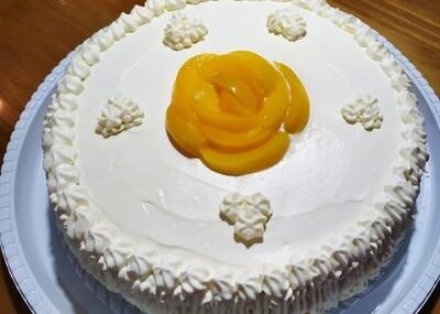 Torta Frutal Grande - Sin Azúcar.