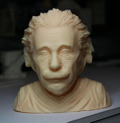 Busto Albert Einstein